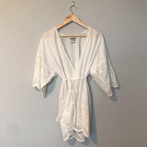 Sheer Kimono/Robe